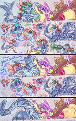 COM: Fae'April Easter Scribbly Page 3