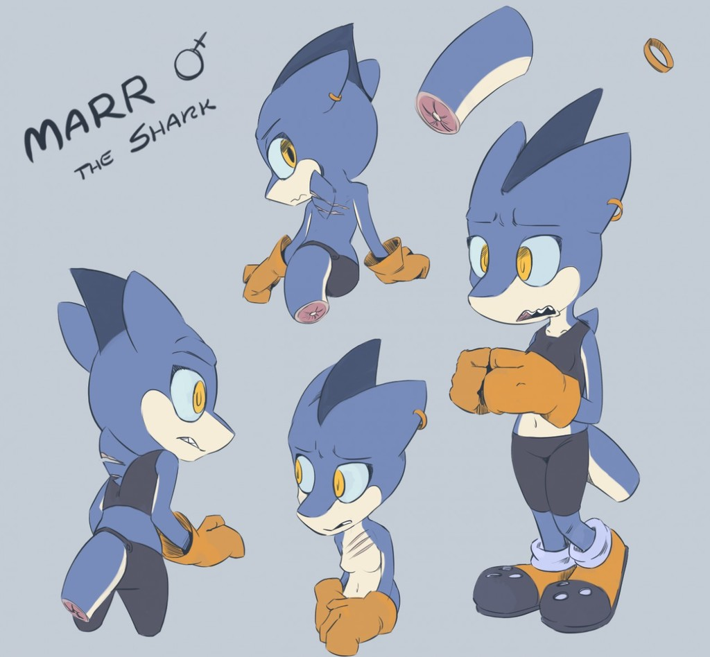 Marr the Shark [old]