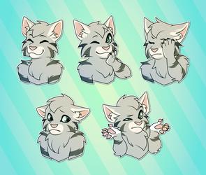 Packetcat Telegram Stickers