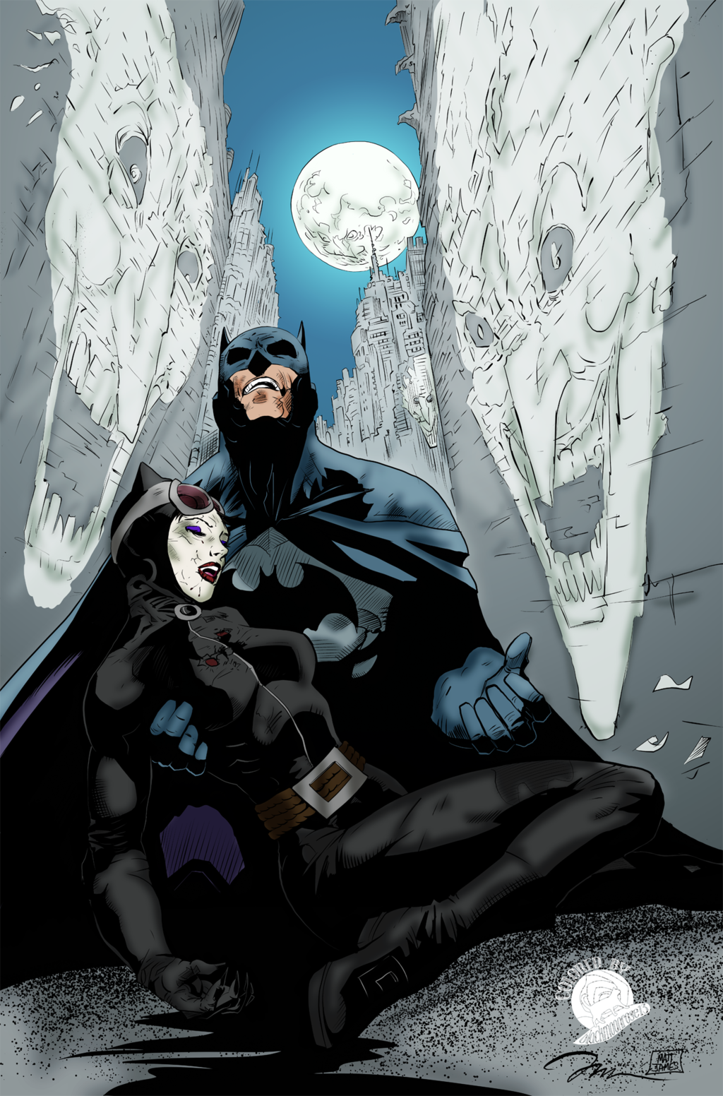 Demise of Catwoman