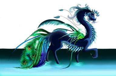 peacock.dragon