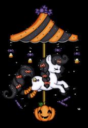 Halloween Carousel