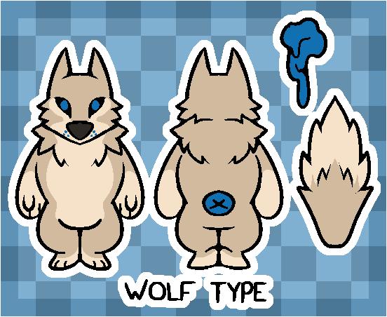 [BACKLOG] Wolf Type Ref