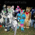 Picture with the furs...