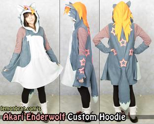 Akari Enderwolf Custom Hoodie