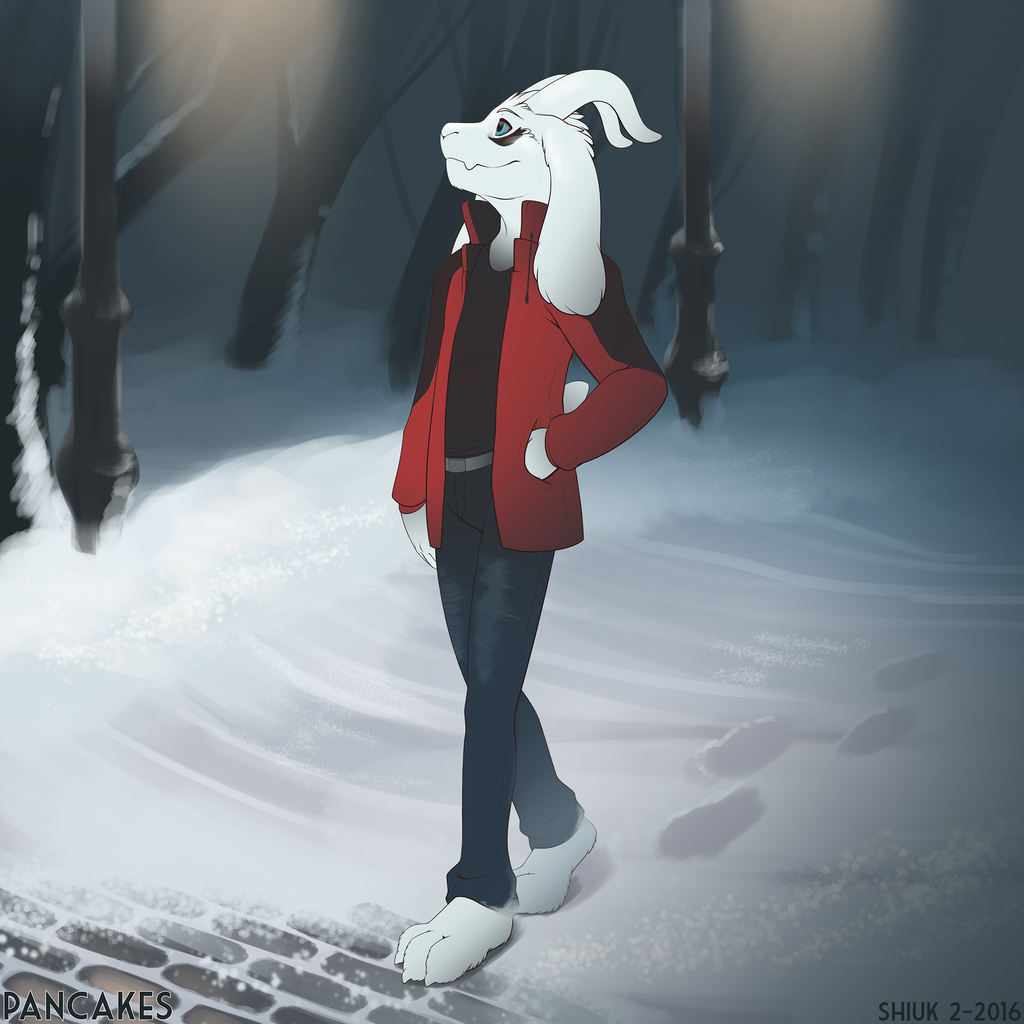 Stroll to Old Snowdin
