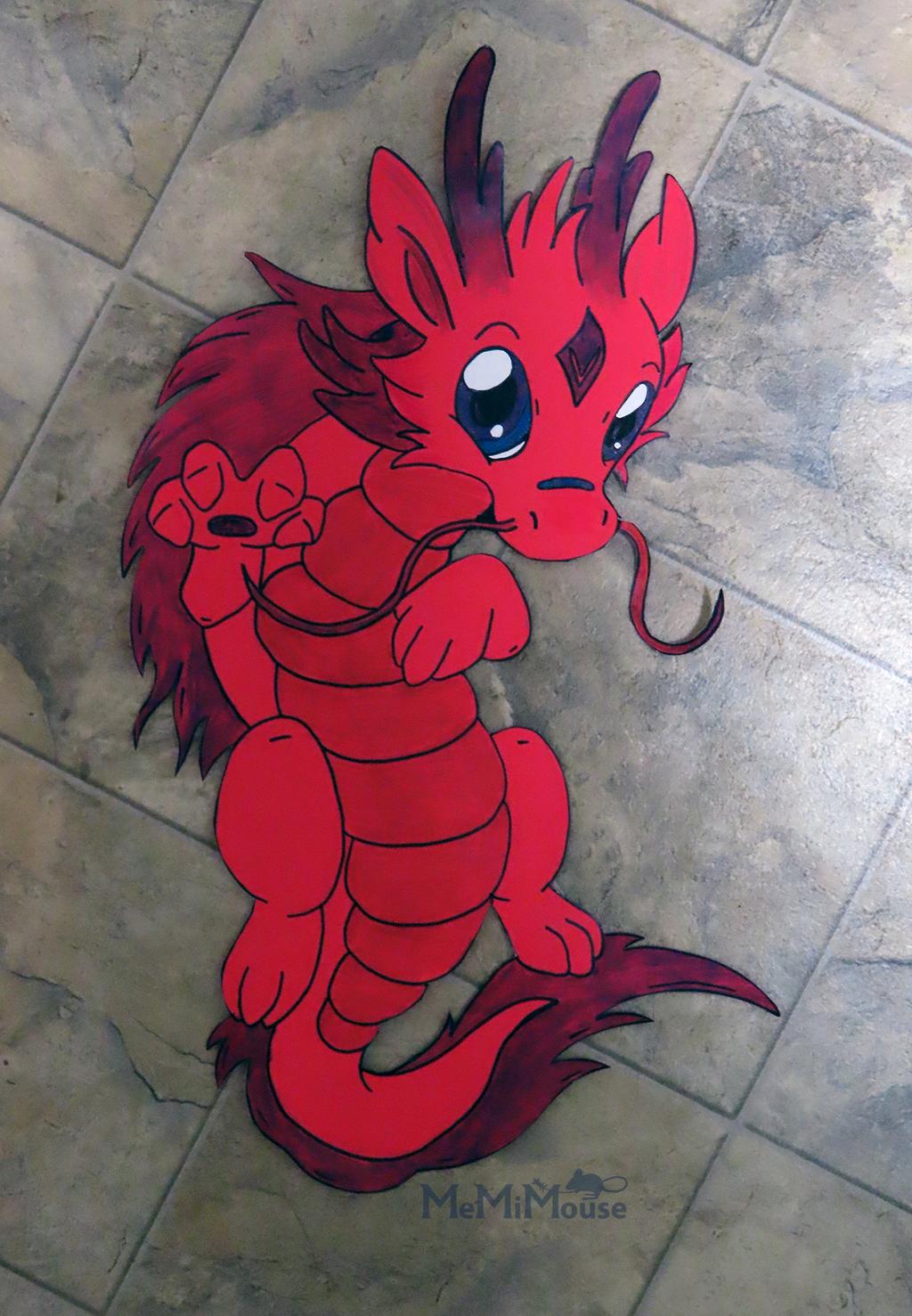 Happy Happy Dragon