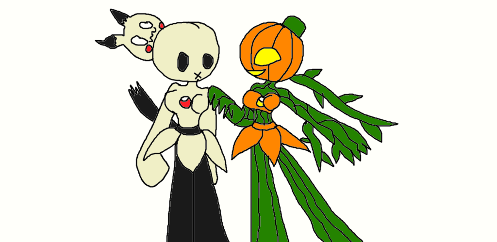 Most recent image: Mimi and Pumpkin Chan