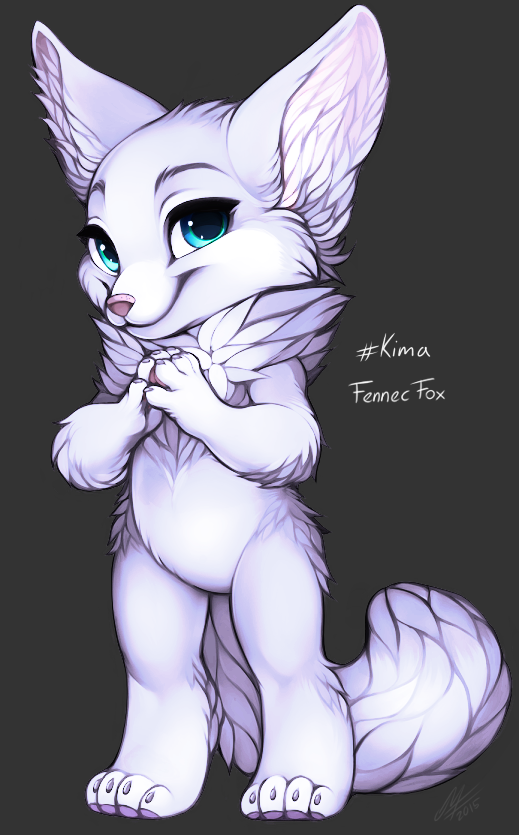 Most recent image: Kima - The FurVilla Version!