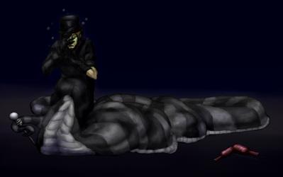 Commish--The Plague...