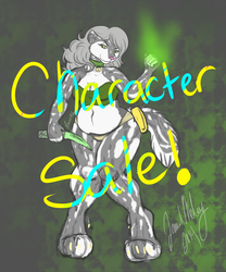 CHARACTERS FOR SALE