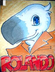Rolando Badge!
