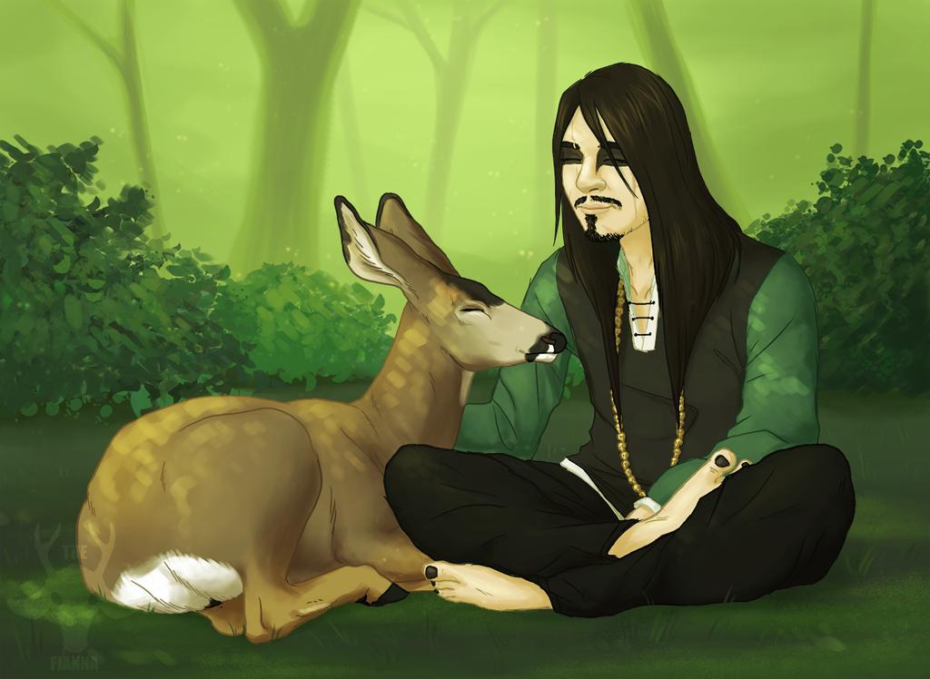 Deer At Heart