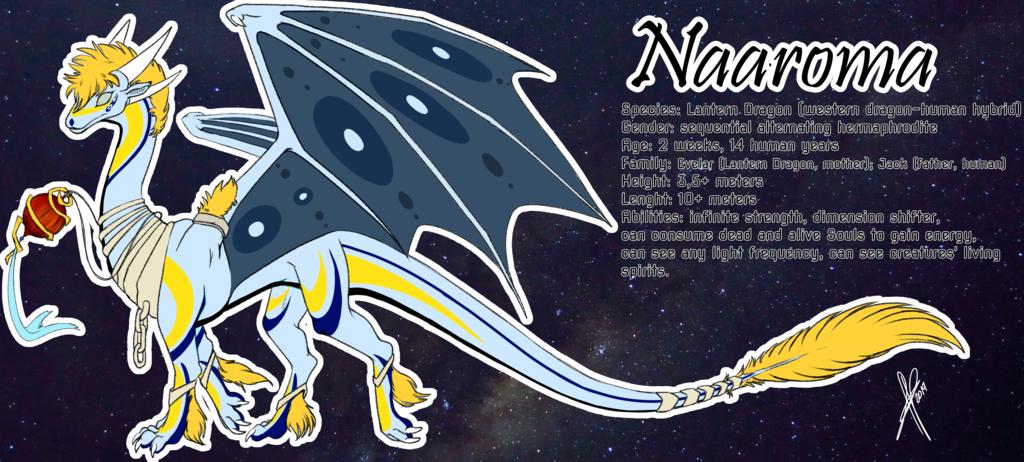 Naaroma - Original Character