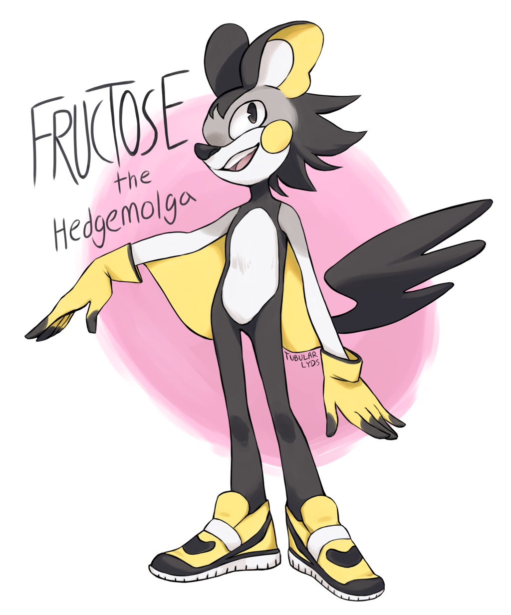 Most recent image: Fructose