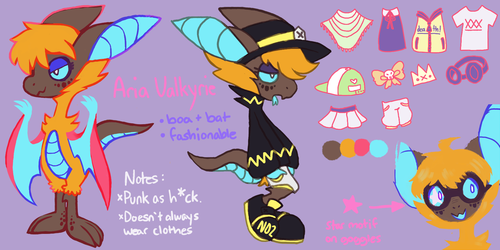 Aria Valkyrie Reference