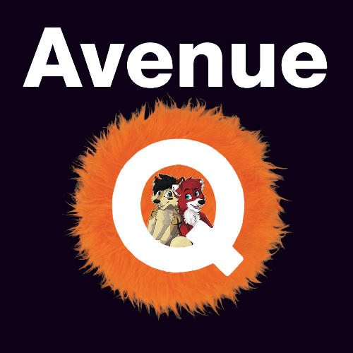 Most recent image: Cover of 'There's a fine, fine line' from Avenue Q