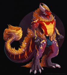 Peffy - Custom Behemoth