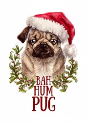 Bah Hum-Pug!