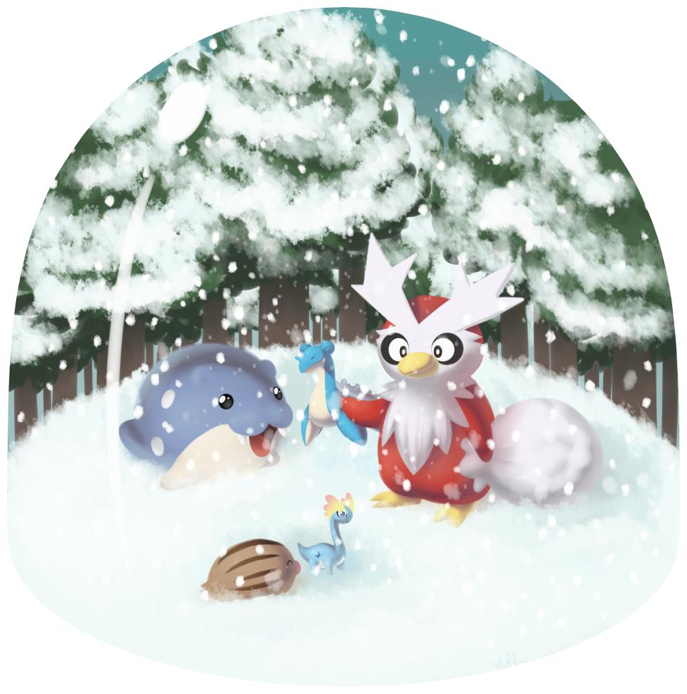 Pokemon Daily 12: Ice