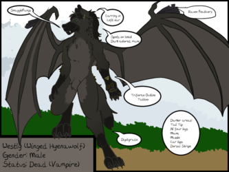 Westly Wolf - New Reference