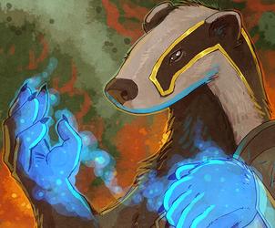 Kung Fu Badger