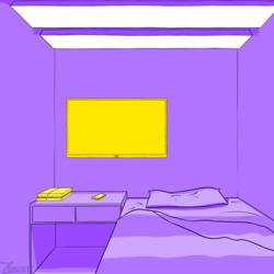 Saffron's Room