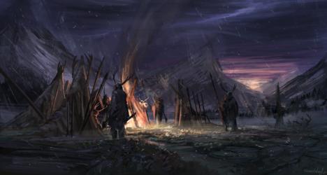 Bandit camp