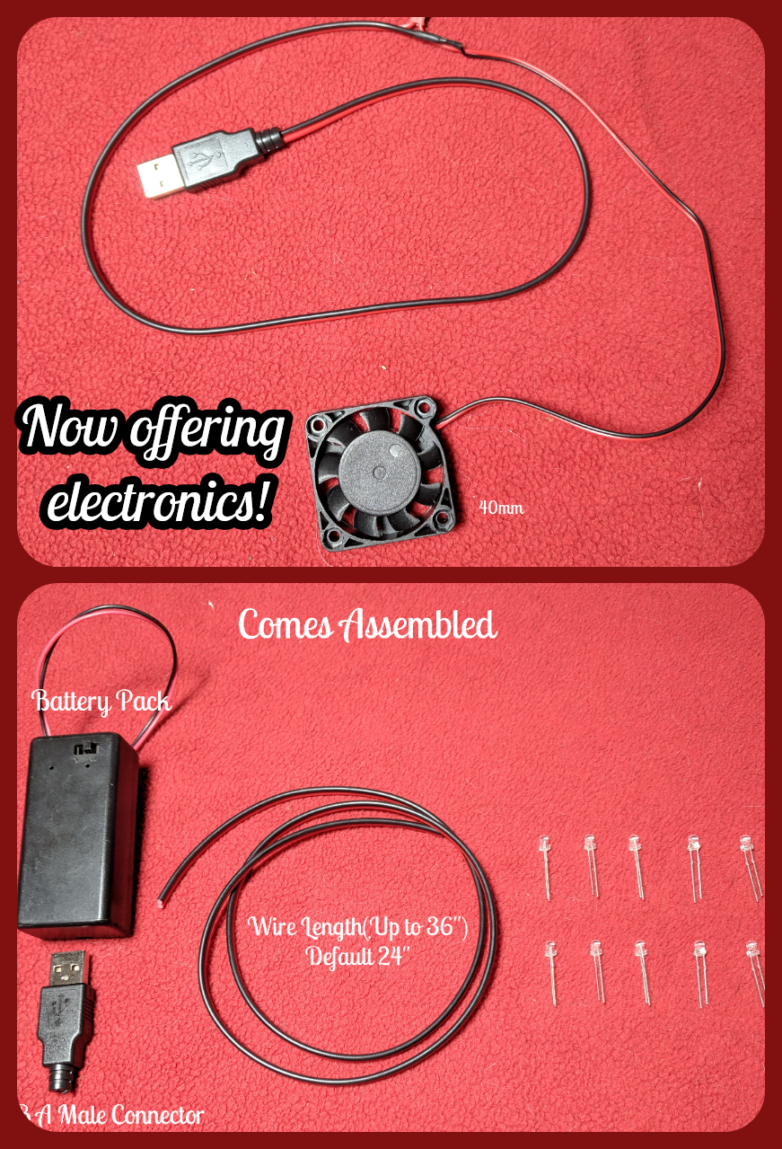 Introducing Our New Line Of Electronics!