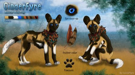 CinderFyre- character sheet