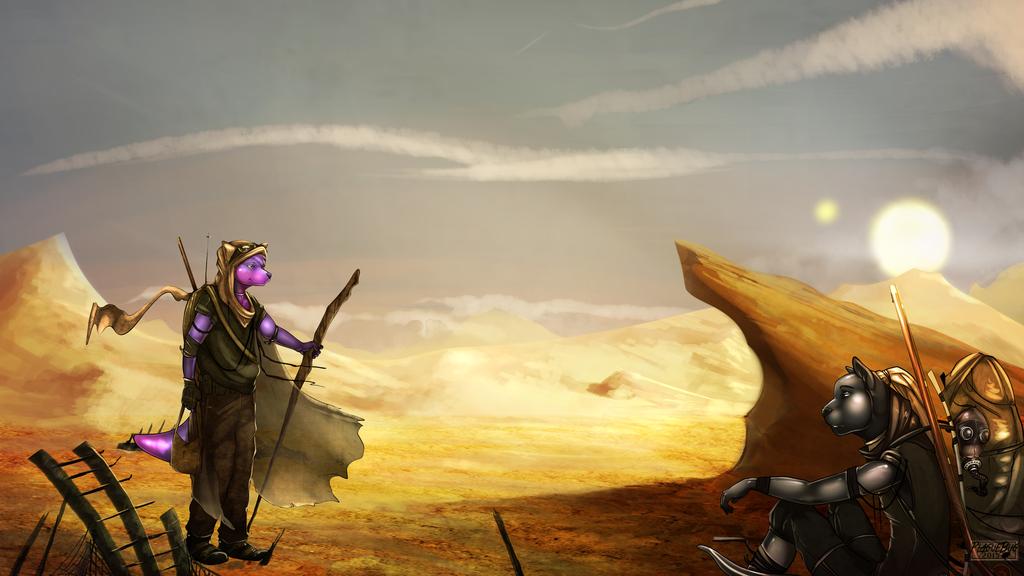 Nomad (by PlagueBug)