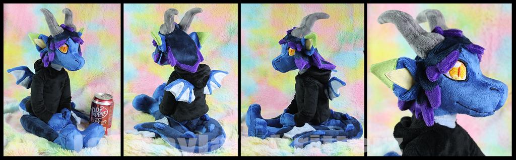 Most recent image: Taya Dragon Plushie