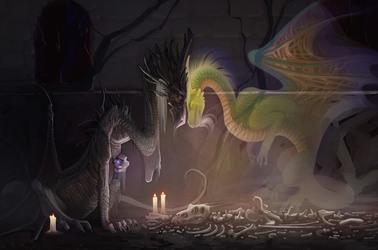 """#31: """"Old Dragon + Necromancy"""""""