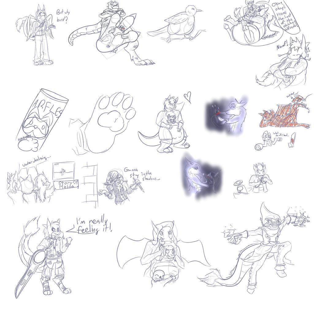 Doodles [6/15/16]