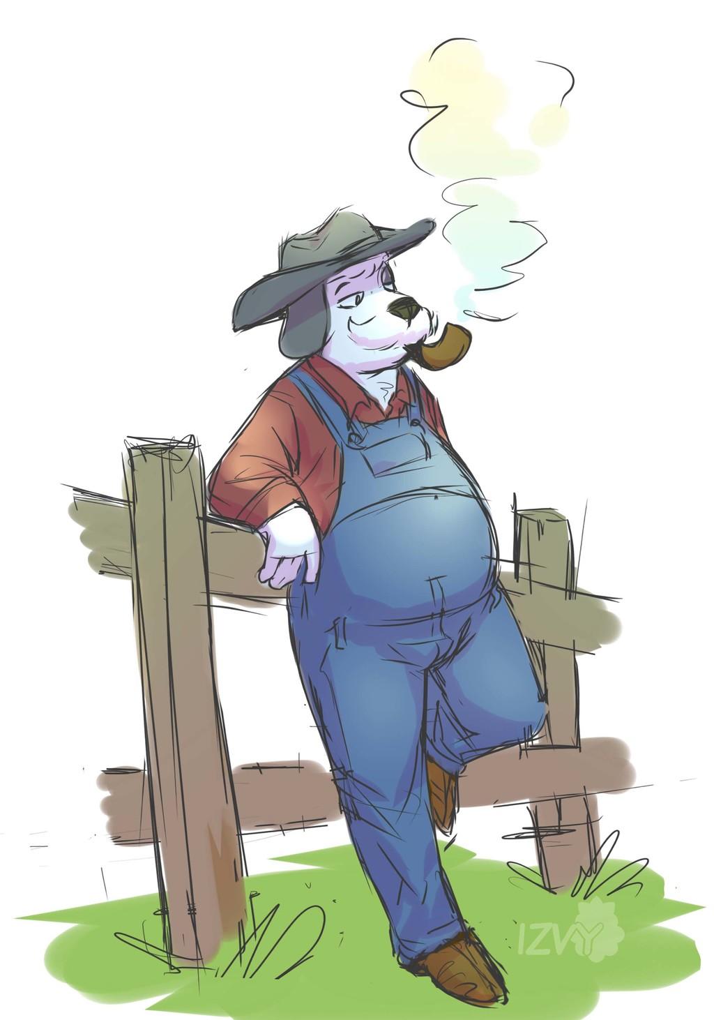 Rancher Barnaby by Izvy
