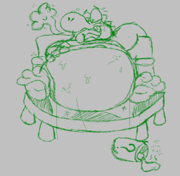 09 '17: Suggestion: Yoshi