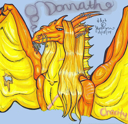 Don the Gold Dragon