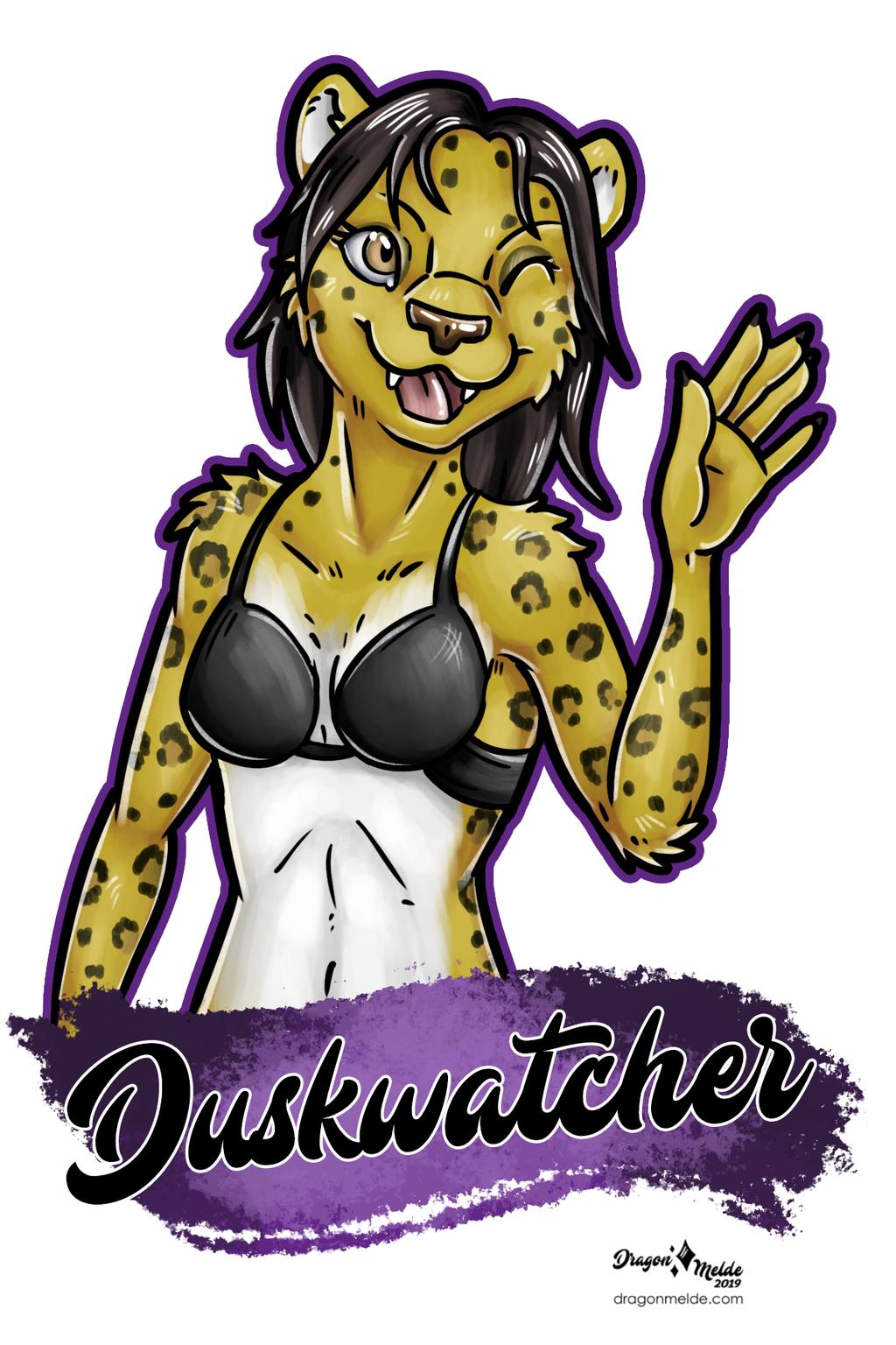 Duskwatcher Badge