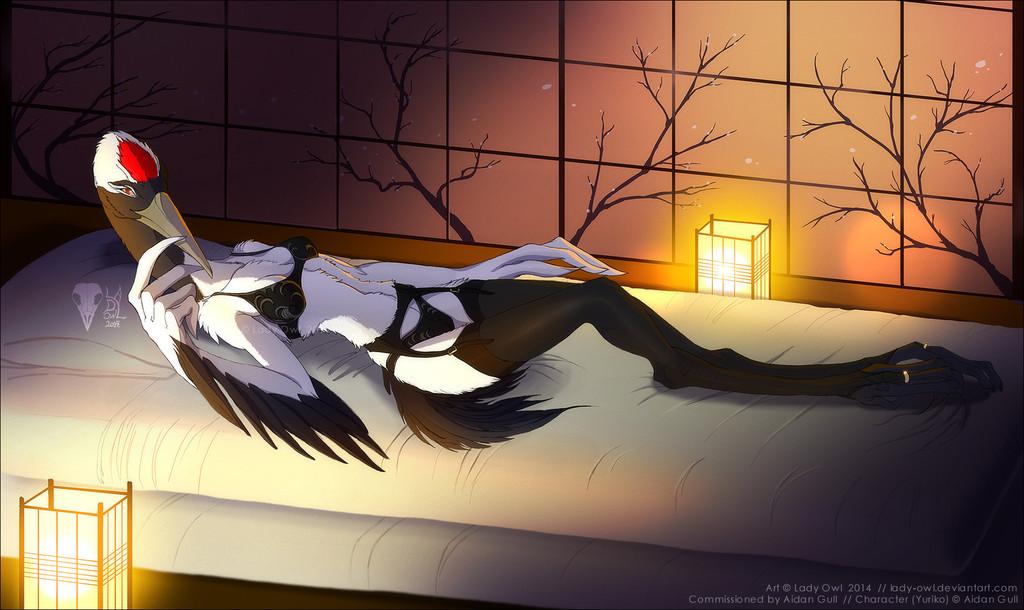Romantic Japanese Night