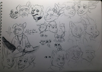 Nice doodles for once