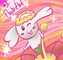 #1 Catch- Flabébé