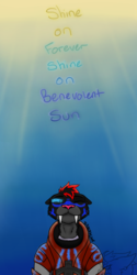 Shine on Benevolent Sun