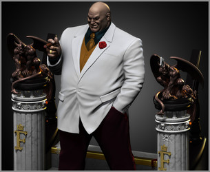 Wilson Fisk aka The Kingpin