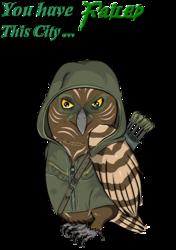 Owliver Queen
