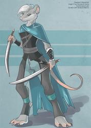 Rat Character Design (Trade)