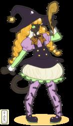 Black Cat Witch OTA