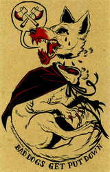 Bad Dogs (Warning for violence/animal death)