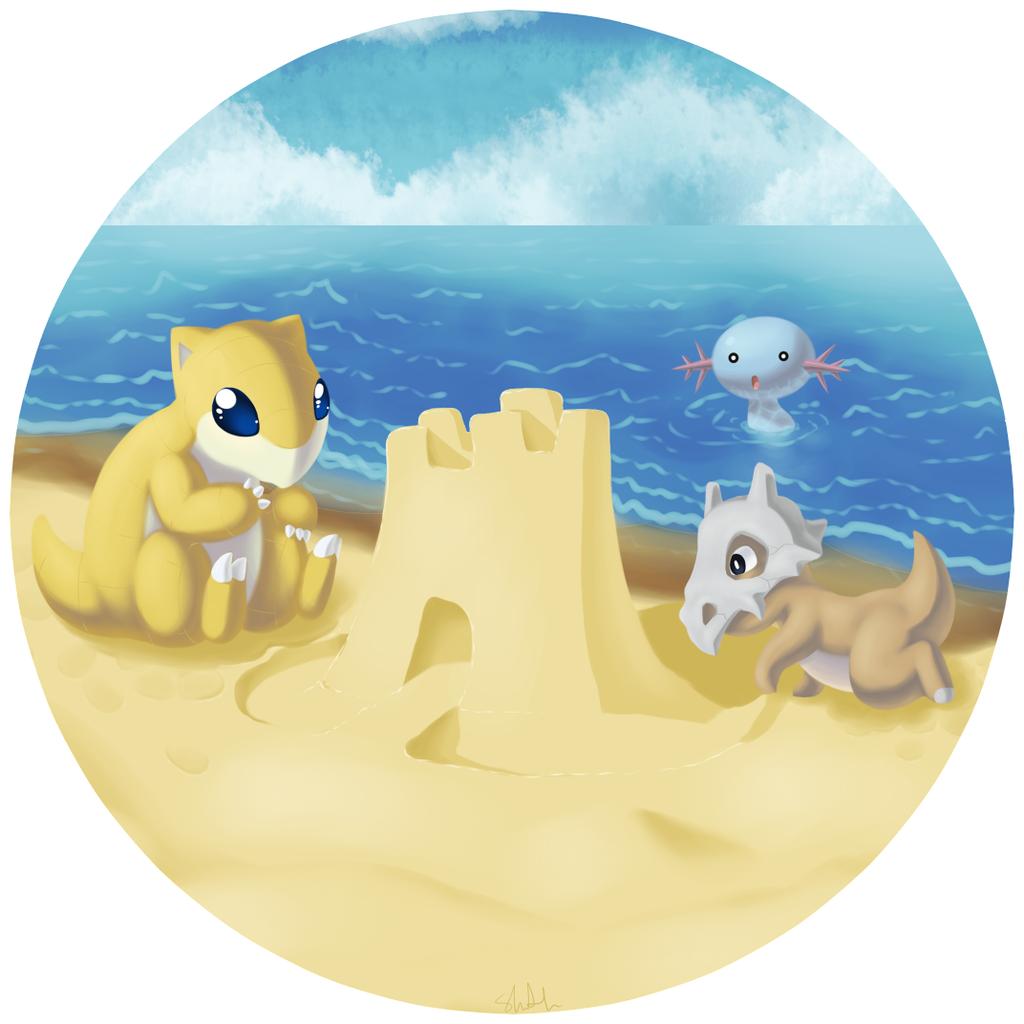 Pokemon Daily 9: Ground