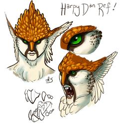 Harpy Dan Ref