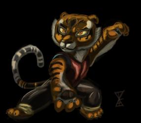 Tigress Fanart